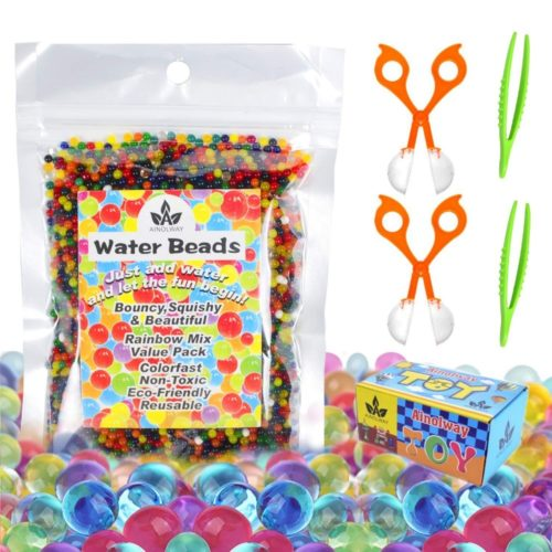 Water Gel Beads 3-Ounce Pack with Tools