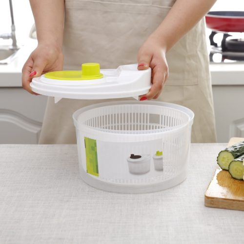 Salad Dryer Vegetable Kitchen Spinner