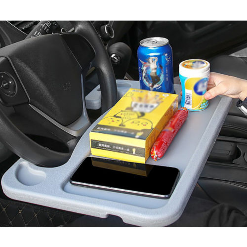 Car Food Tray Steering Wheel Table