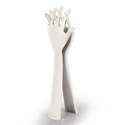 Salad Servers Hands Design