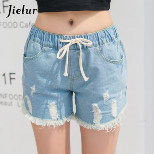 Ladies Denim Shorts Girls Summer Shorts
