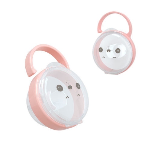 Pacifier Case Baby Nipple Storage