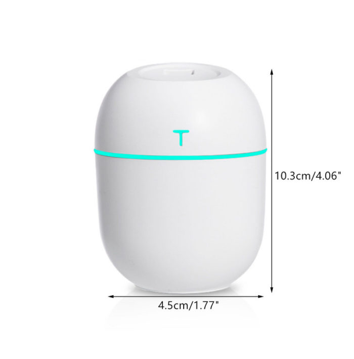 Small Room Humidifier Oil Diffuser