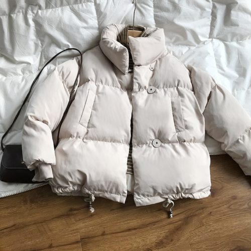 Ladies Down Jacket Winter Coat