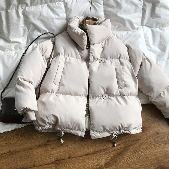 Ladies Down Jacket Winter Coat