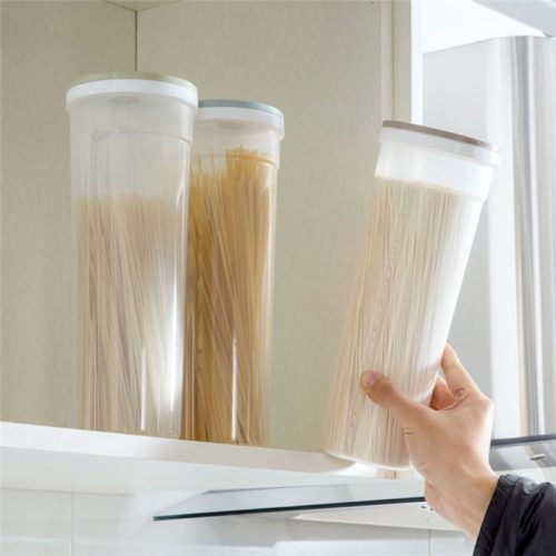 Pasta Container Plastic Food Canister