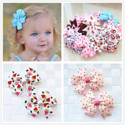 Baby Girl Hair Clips Kids Hair Accessories (2pcs)