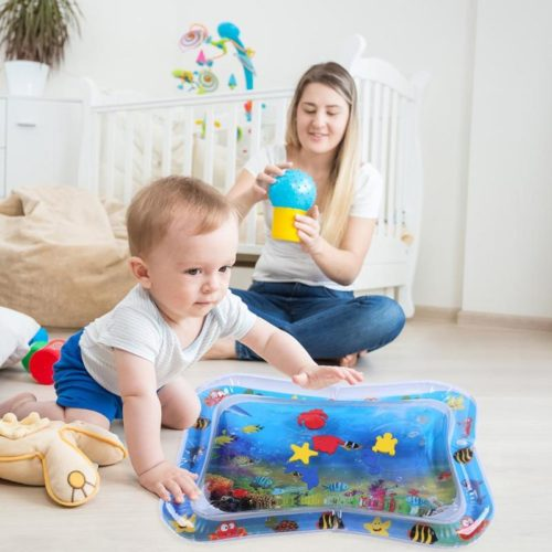 Baby Water Play Mat Inflatable Pad