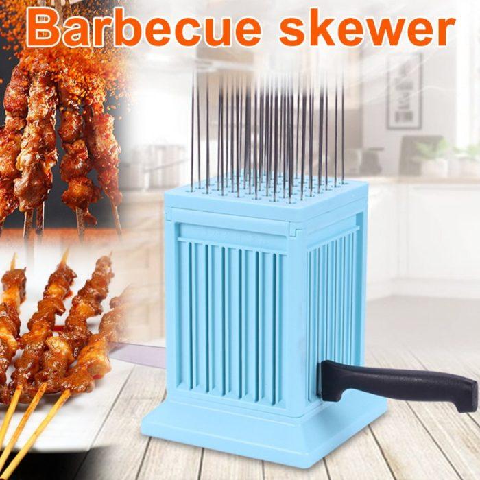 Kebab Maker 49-Hole Skewer Tool