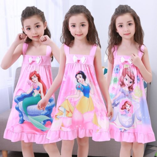 Toddler Girl Nightgown Kids Clothes