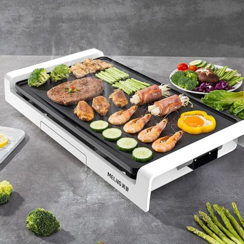 Smokeless Indoor Grill Electric Cooker
