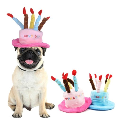 Dog Birthday Hat Funny Headwear