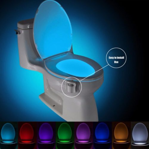 Bathroom Night Light Smart LED Light