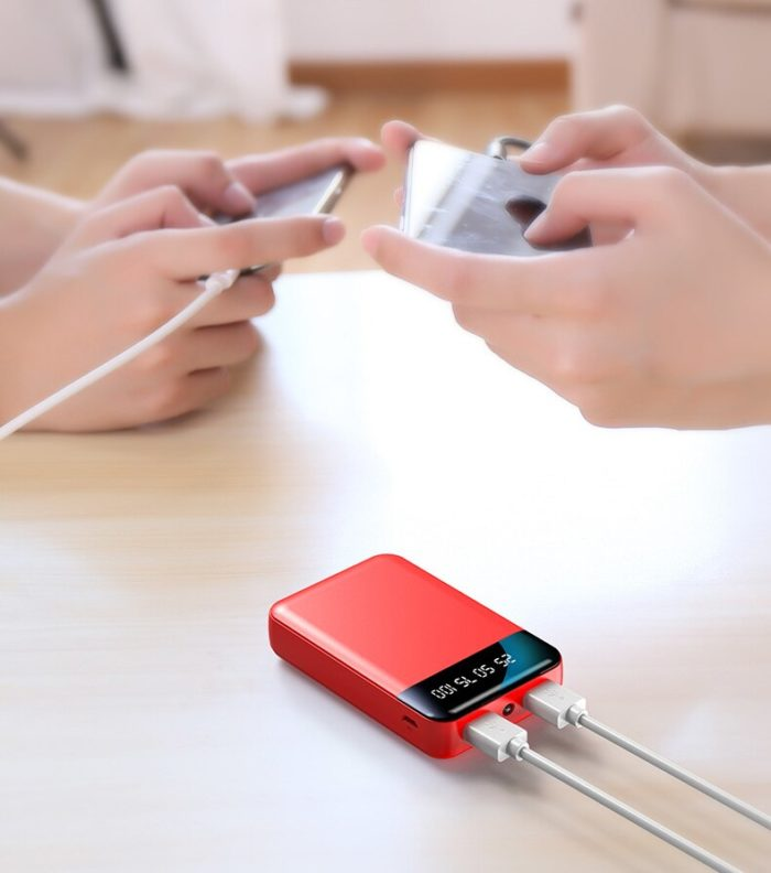 Power Bank 20000mAh Portable External Battery