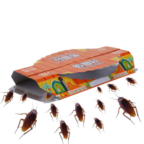 Cockroach Traps 10-pcs Killer Bait