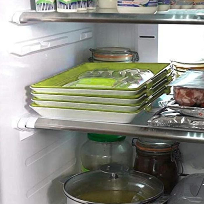 Food Preservation Tray Storage Container