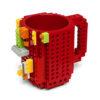 Lego Cup Build-on Brick Mug