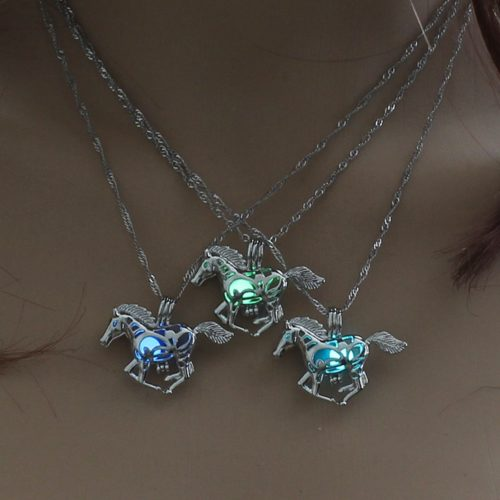 Glow In The Dark Necklace Luminous Necklace