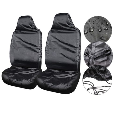 1PC Waterproof Car Seat Cover For Front Seat