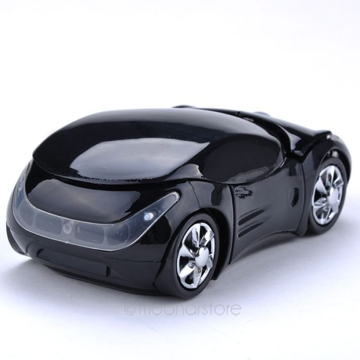 Car Mouse USB Wireless PC Accessory