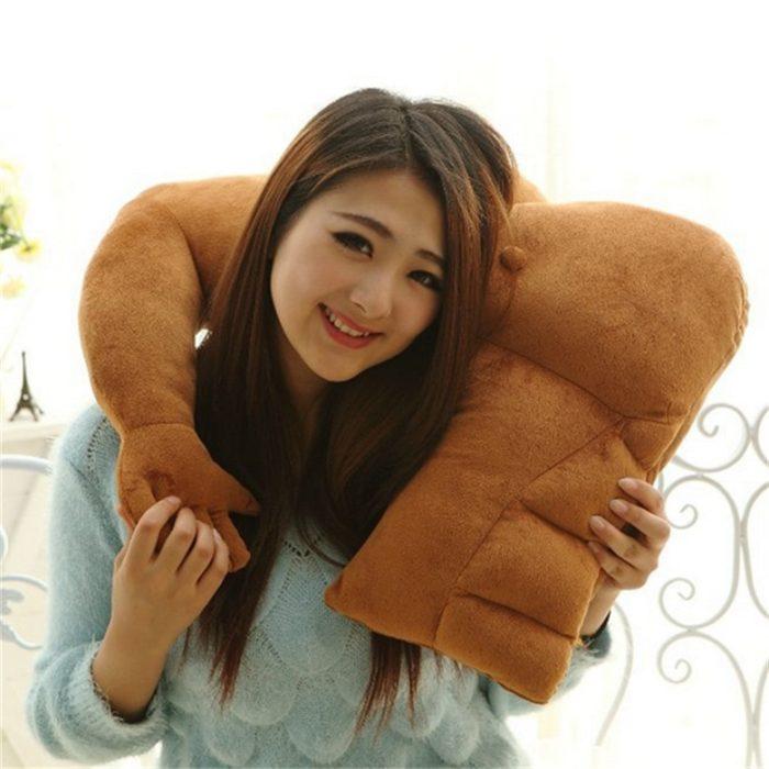 Boyfriend Arm Pillow Muscular Arm