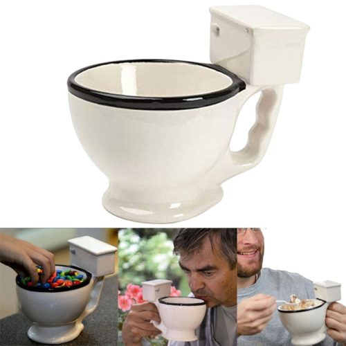 Toilet Mug Creative Coffee Cup