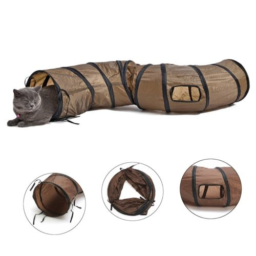 Outdoor Cat Tunnel Foldable Toy