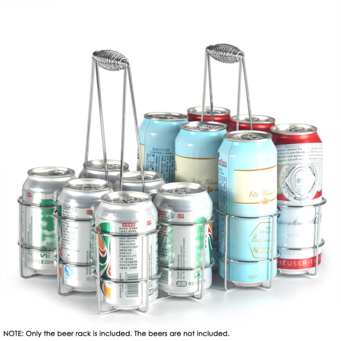 Beer Holder 6-Bottle Basket