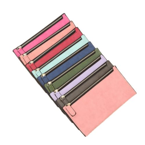Thin Wallet for Women Slim Purse