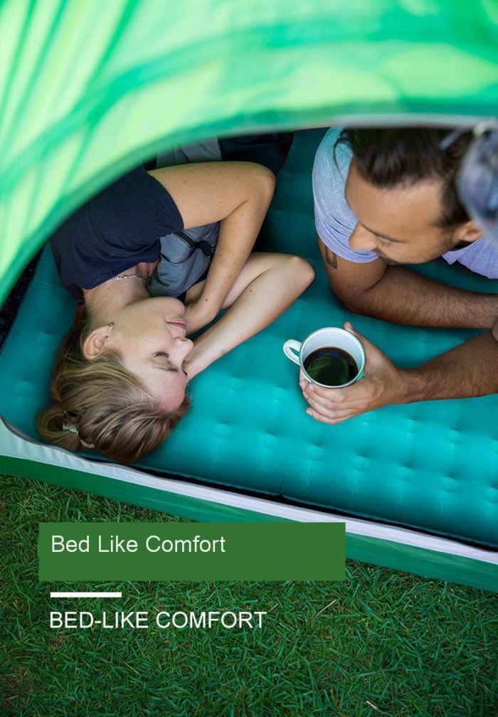 Camping Air Bed Inflatable Mattress
