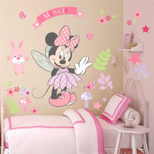 Cartoon Wall Sticker Home Decor