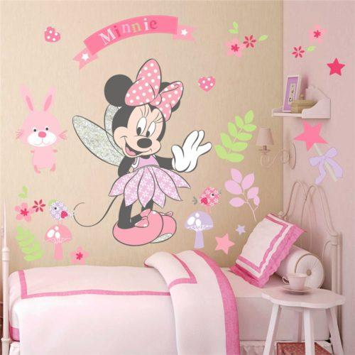 Cartoon Wall Sticker Home Decor