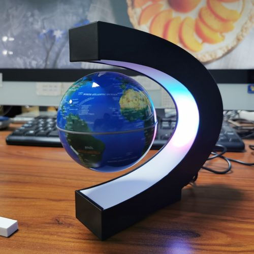 Levitating Globe Educational Tool
