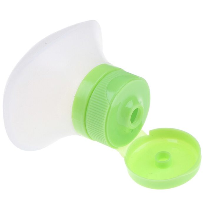 Salad Dressing Bottle Squeeze Container