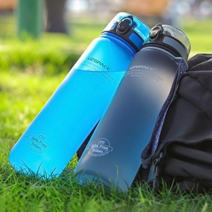 Sports Drink Bottle Leakproof Drinkware
