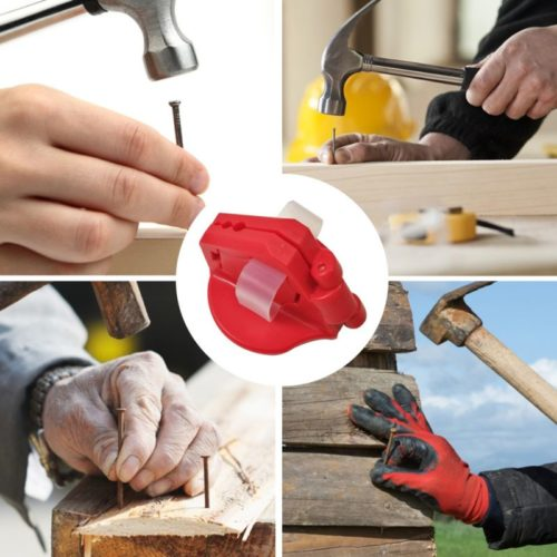 Safety Nailer Finger Protector