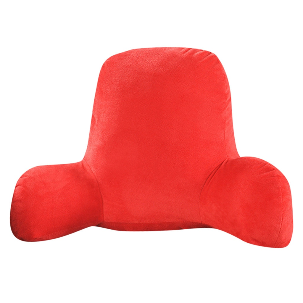 Picture of: Backrest Pillow With Arms Life Changing Products