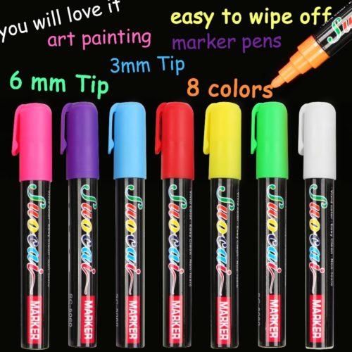 Liquid Chalk Marker Writing Tool