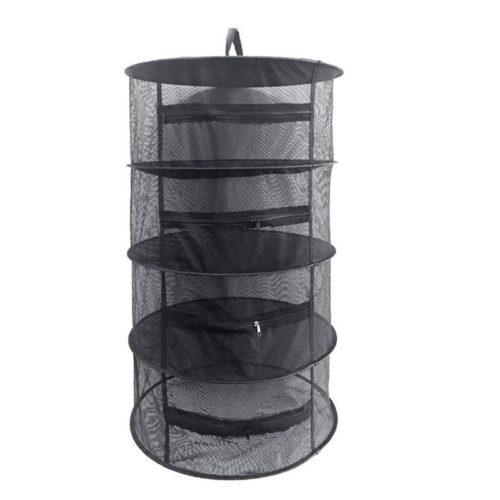 Herb Drying Rack 4-Layer Net
