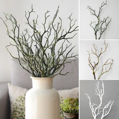Decorative Twigs Artificial Branch Decor