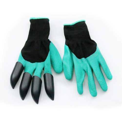 Garden Gloves with Claws Garden Tools