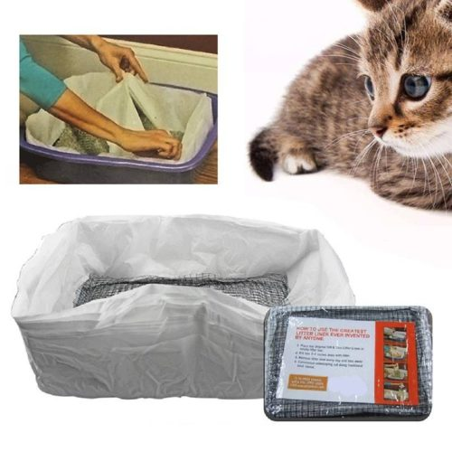 Litter Box Liners 10PCS Set