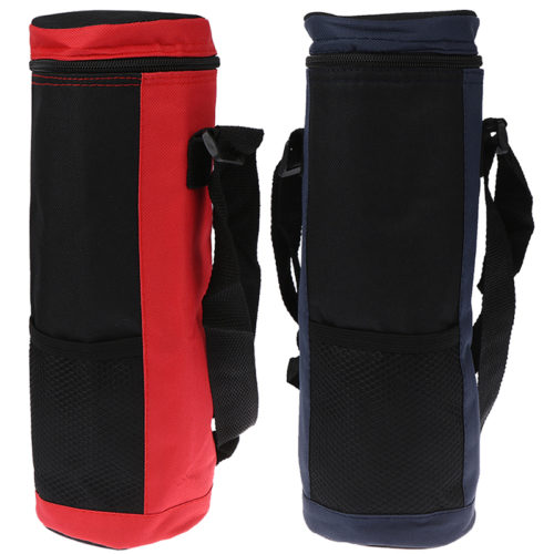 Bottle Cooler Bag Portable Pouch