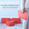 Foldable Step Stool Easy Carry Design