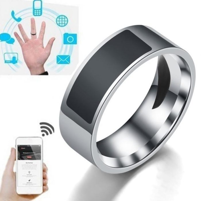 Smart Wearable Ring Phone Accessory