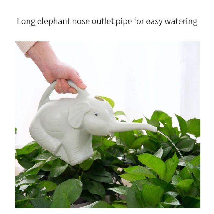 Garden Watering Can Elephant Shape