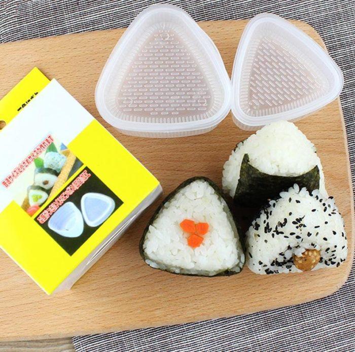 Onigiri Mold Sushi Making Tool