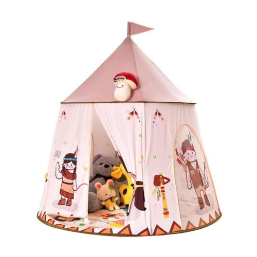 Children's Play Tent Tepee Hut