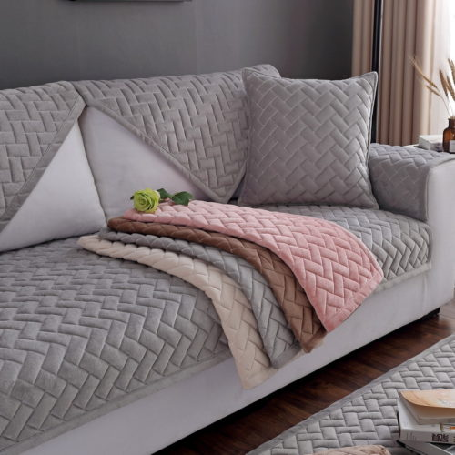 Sofa Cushion Cover Modern Style