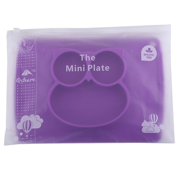 Suction Plates for Toddlers Food Tray